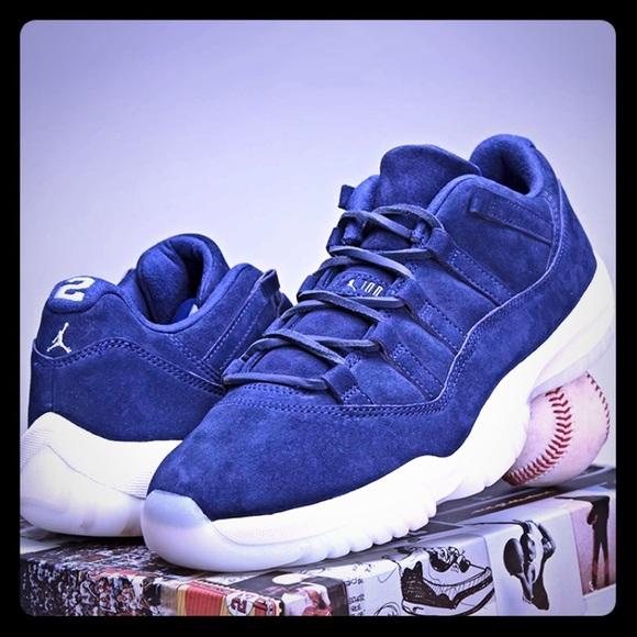 6a36b813ded006 Nike Air Jordan 11 🔥Jeter💙 Re2pect Never Opened!